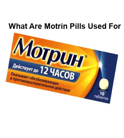 Is Motrin 800 An Anti Inflammatory, What Are Motrin Pills